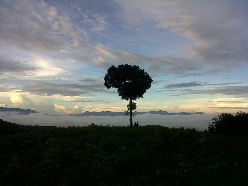 Panorama Tebing Keraton