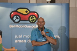 Mr. Rolf Xander Monteiro - CEO BeliMobilGue.co.id