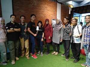 Sebagian blogger yang hadir (foto dok Nur Terbit)