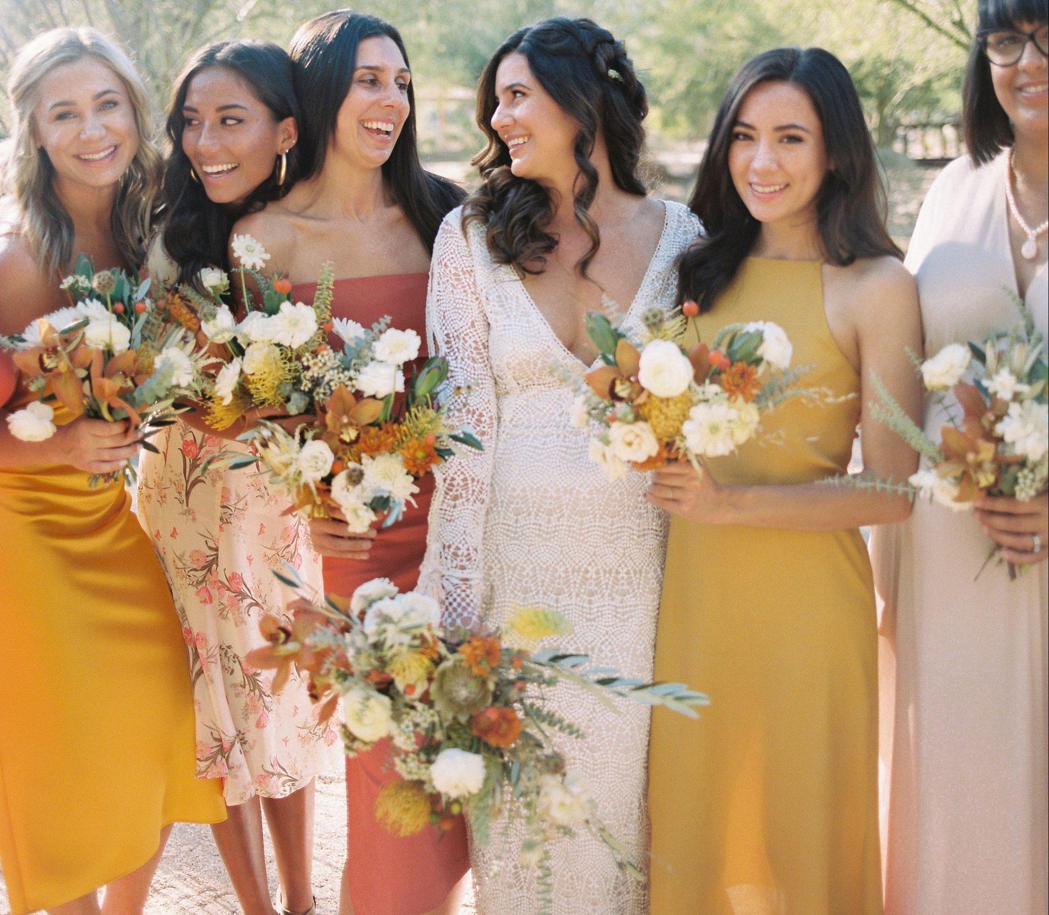 Desert Bohemian Wedding