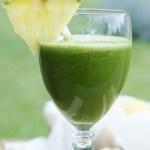 Dandelion Green Juice