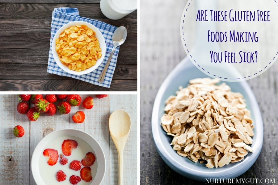 still feeling sick while gluten free. these cross reactive foods may still be making you feel sick