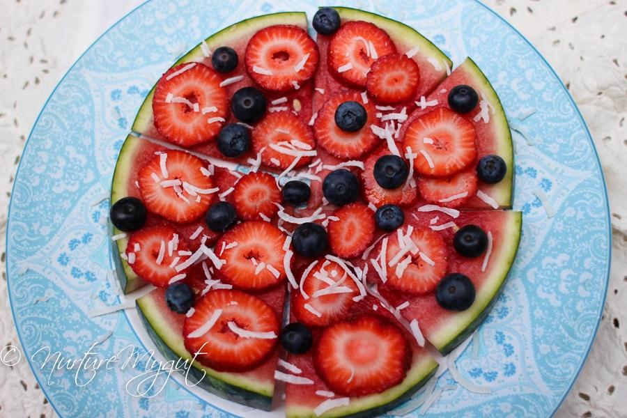 Berry Watermelon Pizza-7