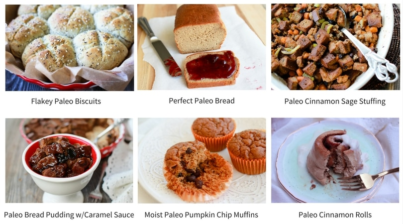 Paleo Baking Fall Recipes Preview