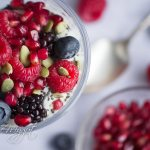 Paleo Cashew Yogurt Parfait {Vegan}