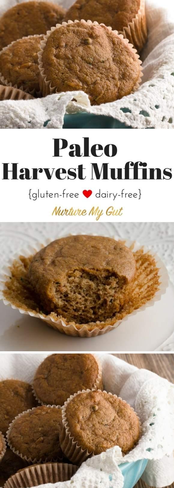 Paleo Harvest Muffins