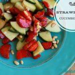 Nutty-strawberry-cucumber-salad