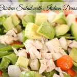 chicken-salad-with-italian-dressing
