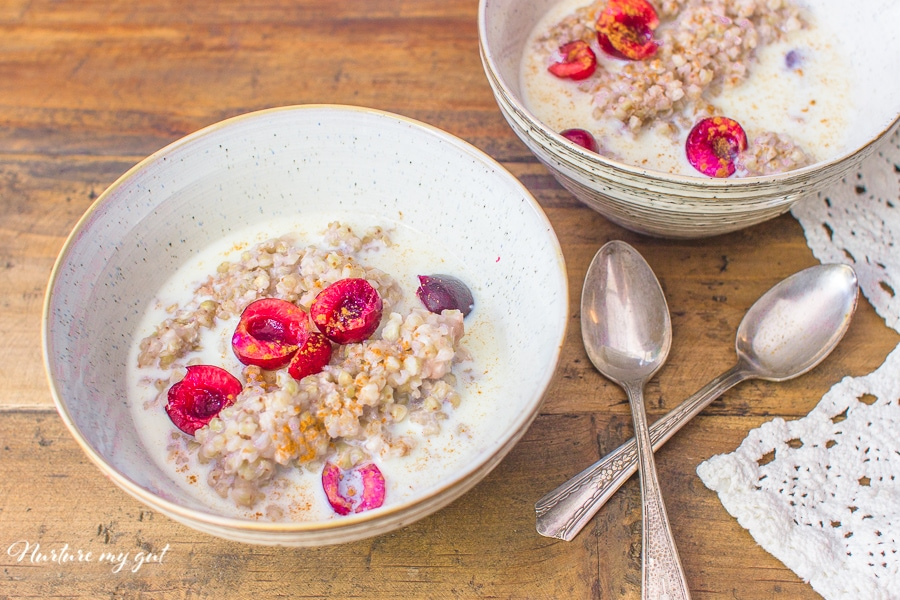 Easy Buckwheat Porridge for Breakfast