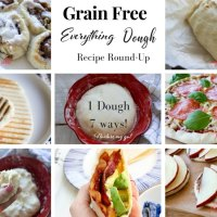 Grain Free Everything Dough Recipe Round-Up