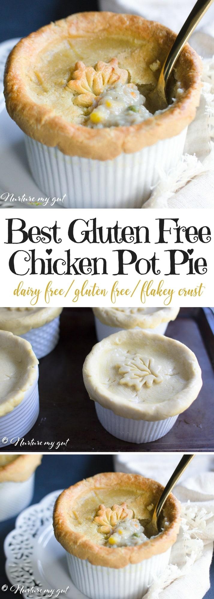 Best Gluten Free Chicken Pot Pie Recipe