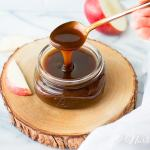 Ultimate Paleo Salted Caramel Sauce