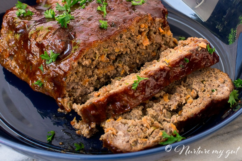 Instant Pot Gluten Free BBQ Meatloaf and Mashed Potatoes ...