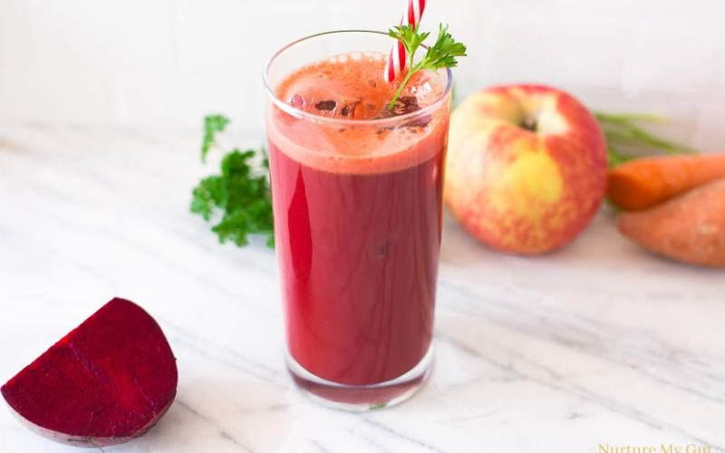 Refreshing Energy Boosting Juice