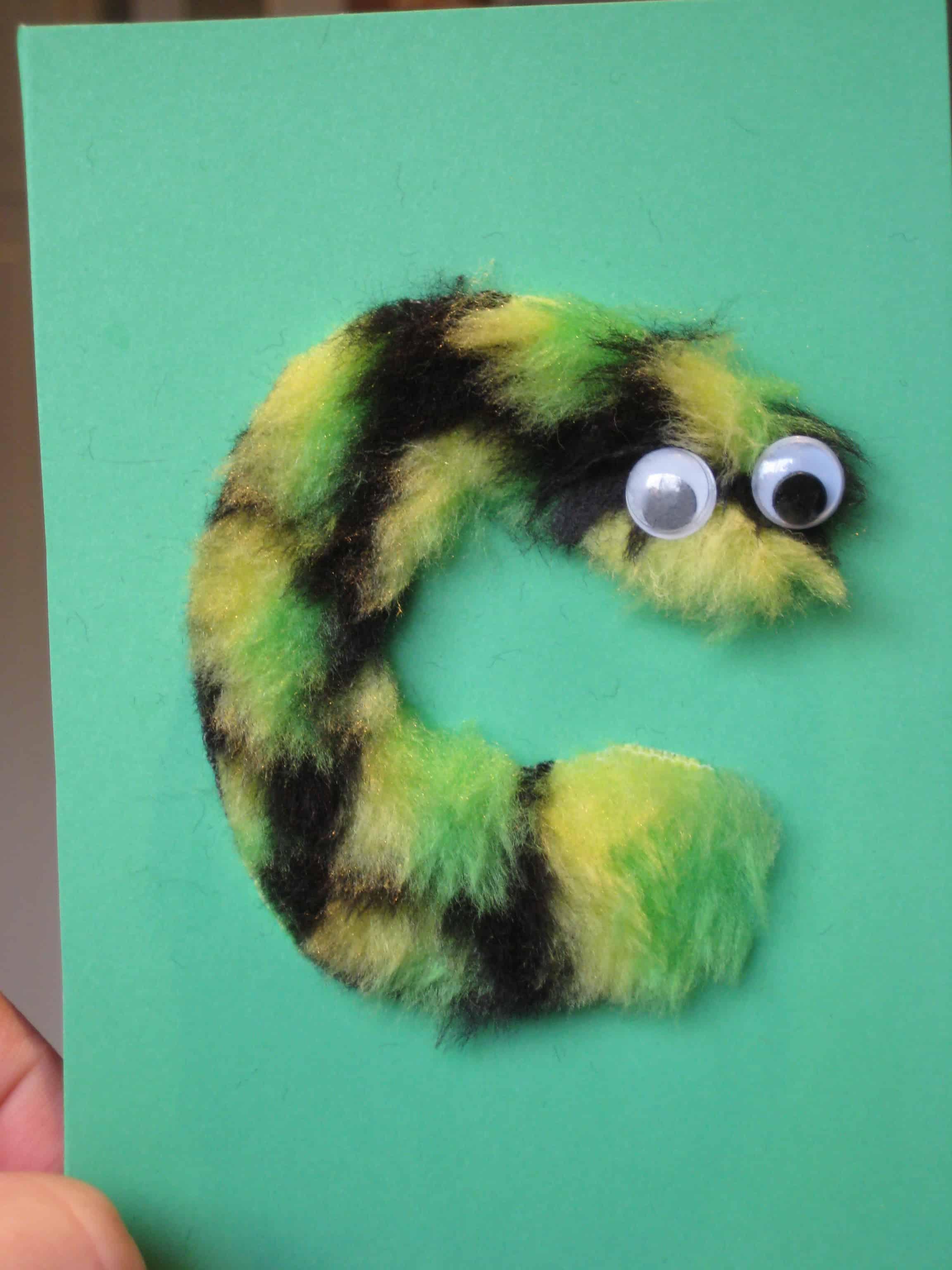 C Is For Caterpillar
