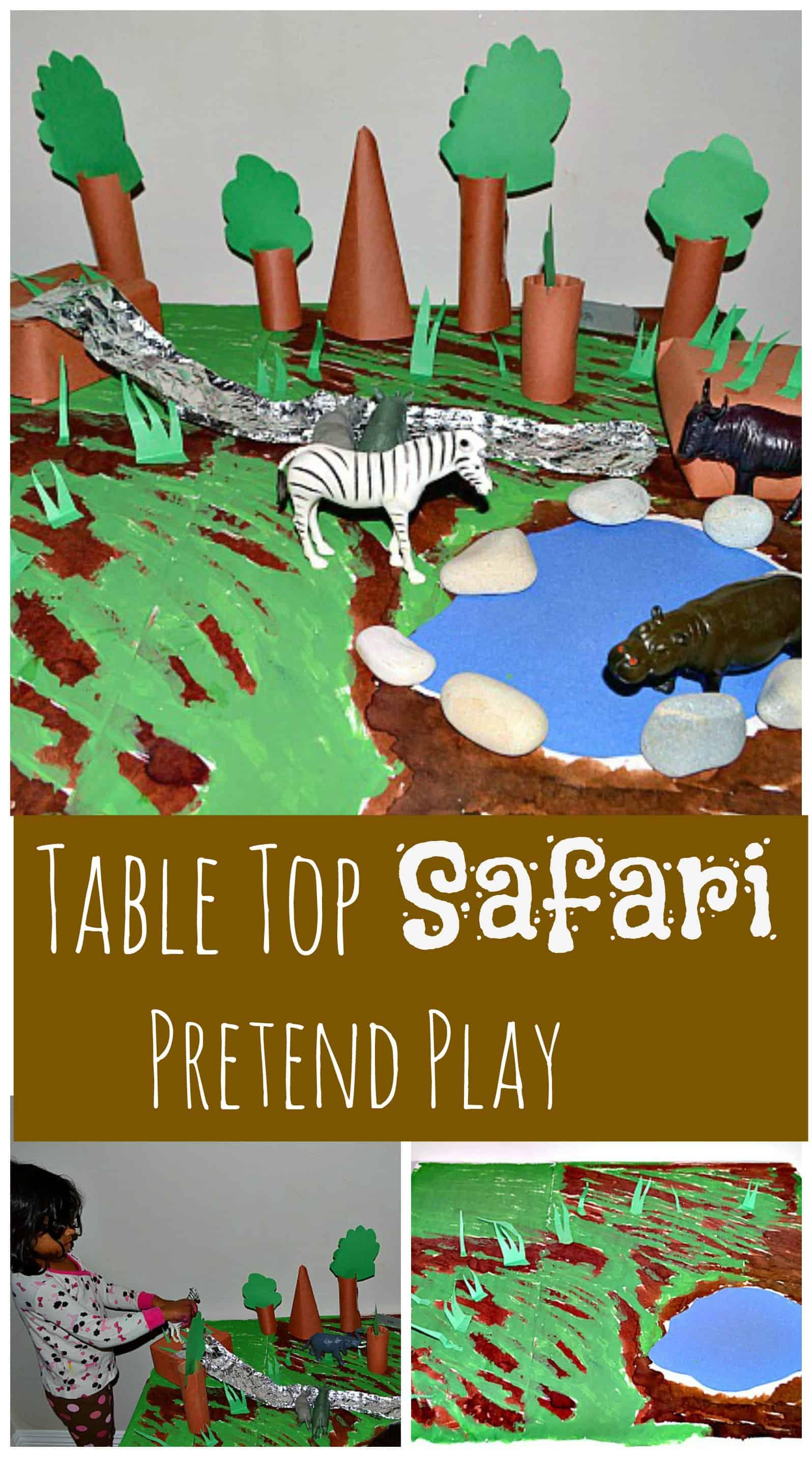 Small World Play Africa Safari