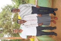 unsere Mitarbeiter, Felix Juliana und DAvid