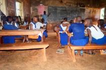 Beobachtungen von ugandischem Mathematikunterricht