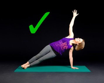 Side-plank Exercise