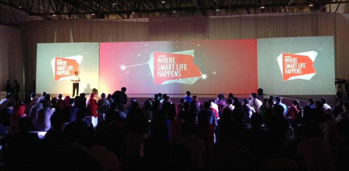 Alex J. Sinaga membuka Digi Expo 2014