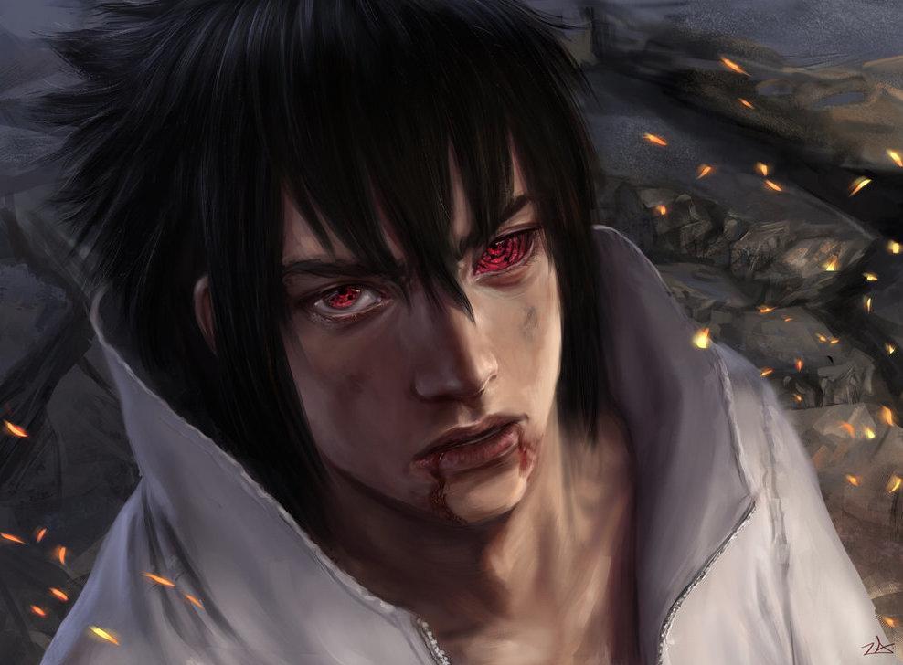 Rinnegan Kiri Sasuke adalah Bonus dari Hagoromo Ōtsutsuki