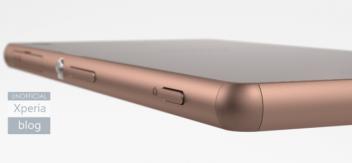 Inilah Warna Copper/Tembaga Sony Xperia Z3