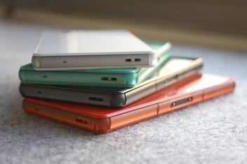 Warna Cerah Sony Xperia Z3 Joss
