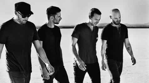 Personel Komplit Coldplay
