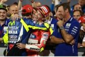 Andrea Iantone bahagia dapat peringkat 3 Losail 2015 MotoGP