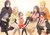 Sarada Uchiha Sakura Sasuke Boruto Naruto dan lainnya
