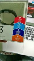 Fitur2 utama Jawbone UP3 Unboxing Indonesia
