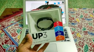 Jawbone UP3 Unboxing Indonesia