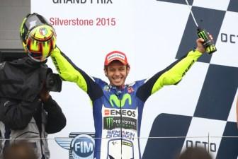 Jawara #BritishGP Silverstone 2015 Valentino Rossi