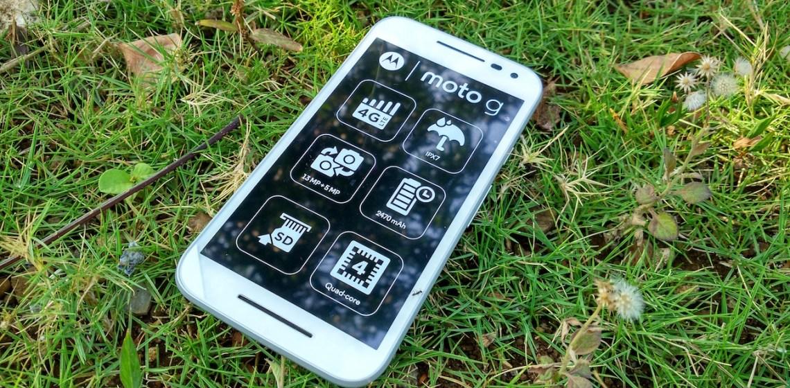 Spesifikasi Moto G 2015 Indonesia