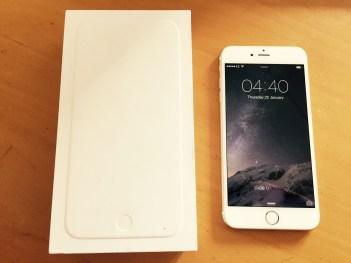 Di Inggris inilah Salah satu iPhone 6 Pre-Owned di Inggris