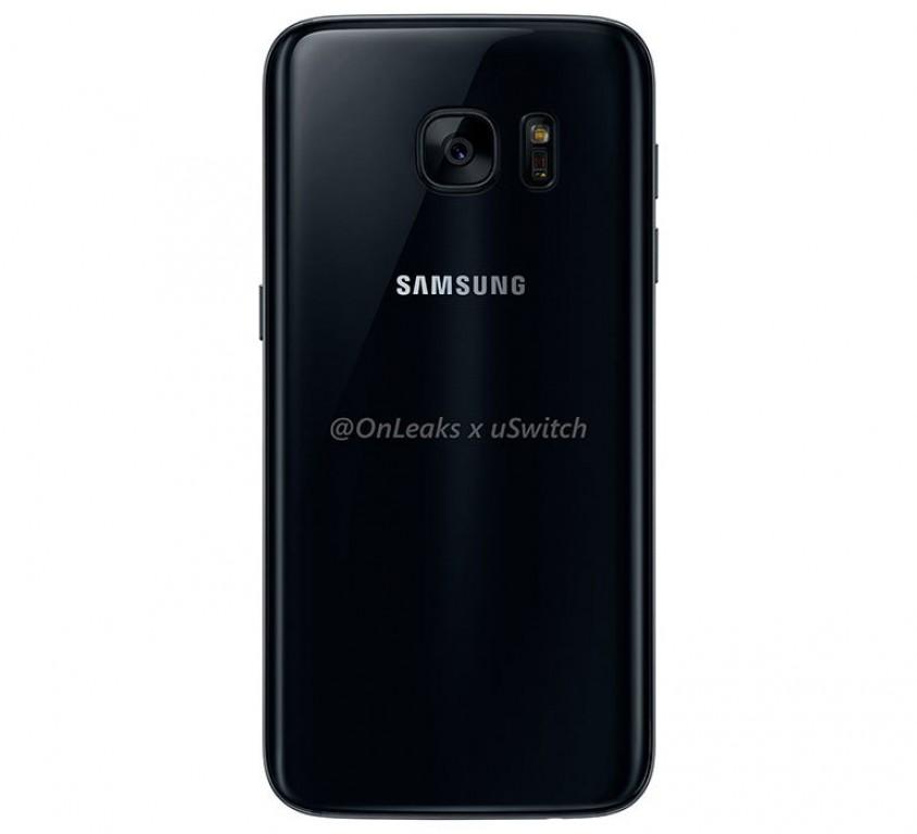 Samsung Galaxy S7 sumber OnLeaks