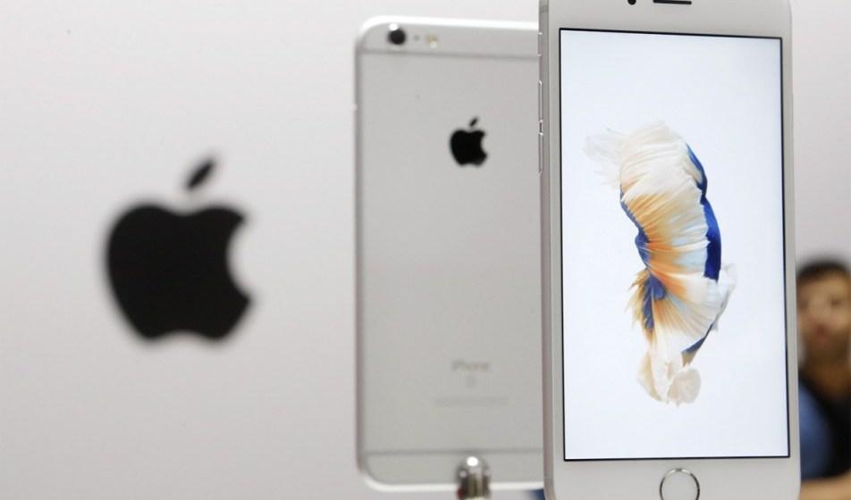 Tampilan iPhone 6s