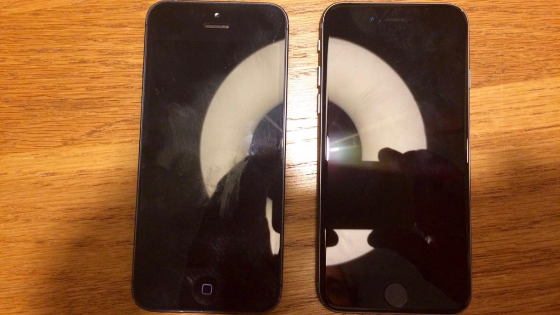 iPhone 5 dan iPhone 5se