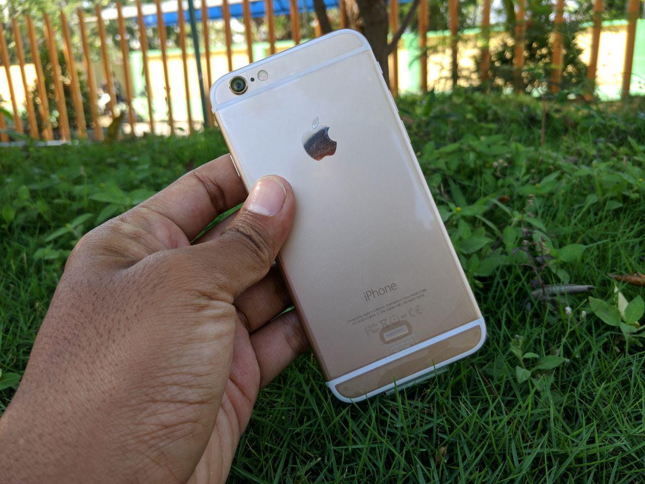 Inilah Apple iPhone 6 32GB Gold
