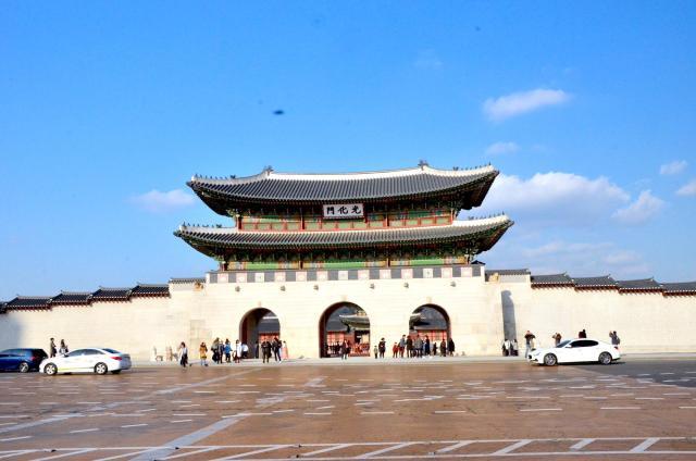gwanghamun gate
