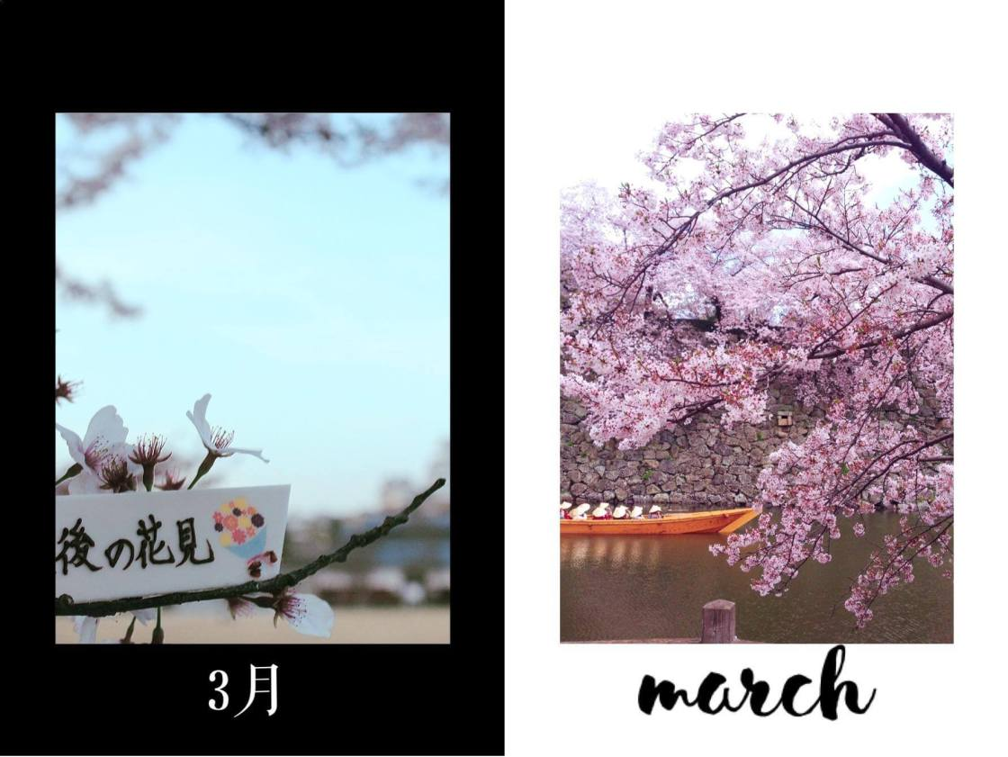 March April retrospect