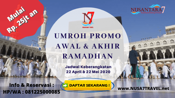 umroh promo