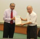 Outstanding Researcher Award - Professor Neal Chung, National University of Singapore