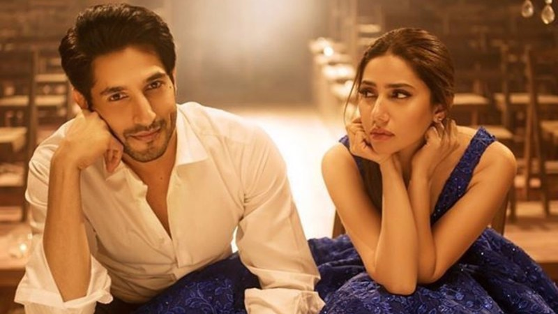 The Two Leads: Bilal Ashraf and Mahira Khan