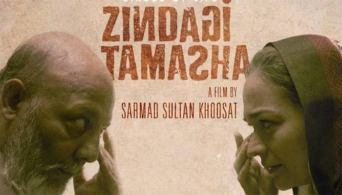 Theatrical Poster for Zindagi Tamasha
