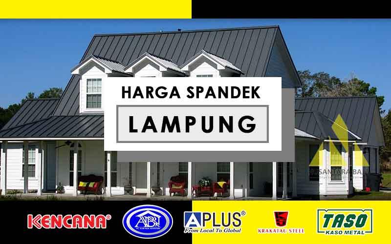 HARGA SPANDEK LAMPUNG