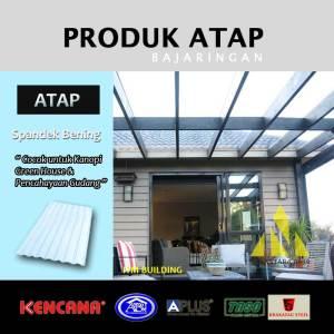 Harga Atap Spandek Transparan