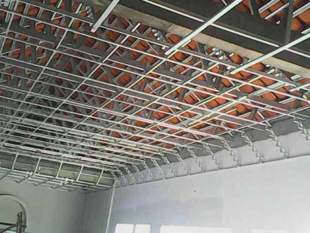 pasang canopy baja ringan depok project pemasangan plafon gypsum di wringin anom, gresik ...