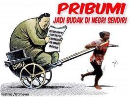 Ilustrasi Perbudakan