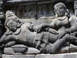 Puncak Orgasme Dalam Senggama ala Kamasutra Jawa. Foto: Istimewa